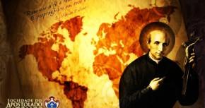 22 stycznia - uroczystość św. Wincentego Pallottiego.
