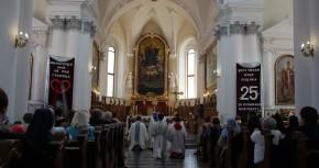 Ad Infinitam Dei Gloriam - Wyjadz przedstawicieli KRK ZAK do Odessy