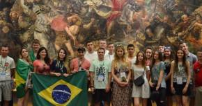 Pallotyńska młodzież na ŚDM