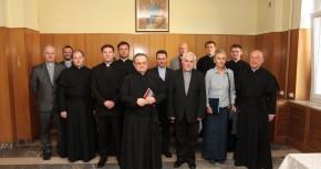 Licencjat z teologii ks. Eugeniusza i ks. Jurija