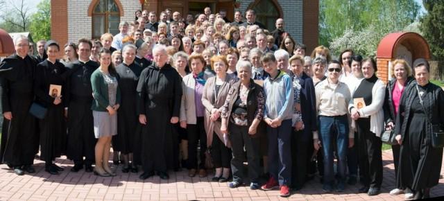 Początki pallotyńskiego charyzmatu  na Ukrainie