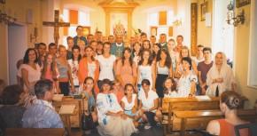 Реколлекции для молодежи  в парафии св. Клементия в Одессе.