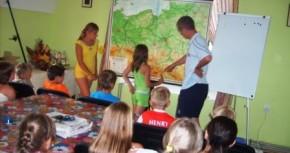 Уроки польского языка в Белогорье.