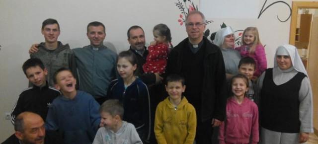 Визит представителей Генерального Дома Сообщества Католического Апостольства в Украине.