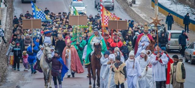 Вторая Поступь Трех Царей в Житомире