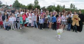 """Дитячий табір """"Вузька стежинка"""" в Житомирі"""