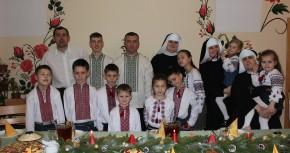 Родинний дім для дітей сиріт в смт. Білогір'я (Відео)