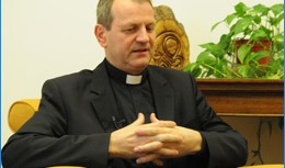 Новий архієпископ з паллотинської родини!