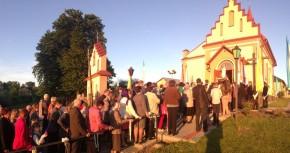 Перегринація Матері Божої Фатімської у Львівській Архідієцезії