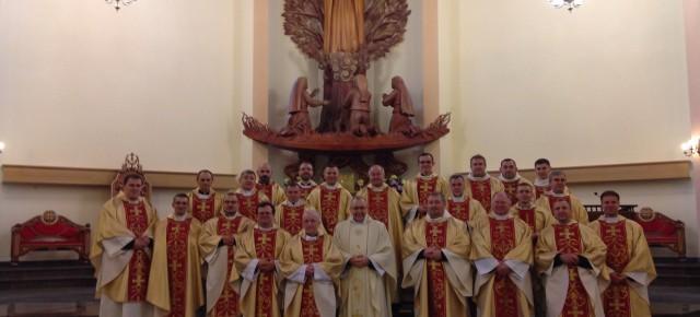 25-річчя Делегатури Отців Паллотинів в Україні