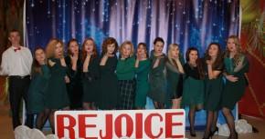 Різдвяний концерт гурту Rejoice (Оновлено)
