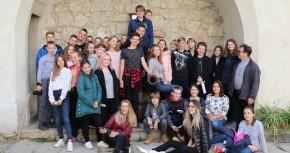 Виїзд молоді з парафії Божого Милосердя до Львова