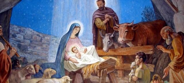 Радісних і Благословенних Свят! Христос Рождається!