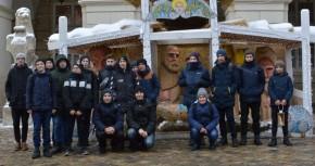 Зимовий табір покликань для міністрантів