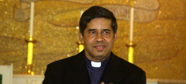 Привітання Генерала паллотинів о. Джейкоба Нампудакама SAC скеровані до Об'єднання Католицького Апостольства в Україні